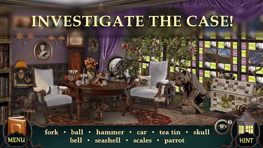 Mystery Hotel - Seek and Find Hidden Objects Games apkpoly screenshots 1
