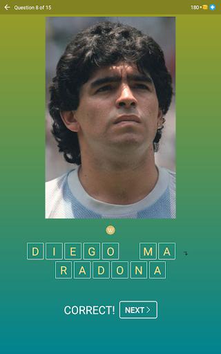 Guess the Soccer Player: Football Quiz & Trivia 2.30 Screenshots 10