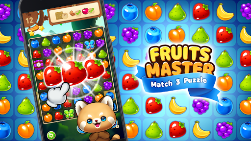 Fruits Master : Fruits Match 3 Puzzle  Screenshots 10