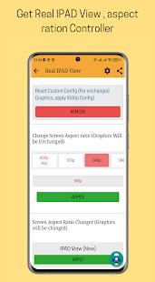 LFX Tool for Bgmi- GFX Tool, IPAD View, No Recoil
