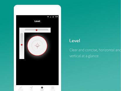 Compass - Level & GPS & Map