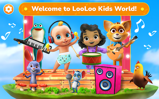 LooLoo Kids World: Learning Fun Games for Toddlers  screenshots 8