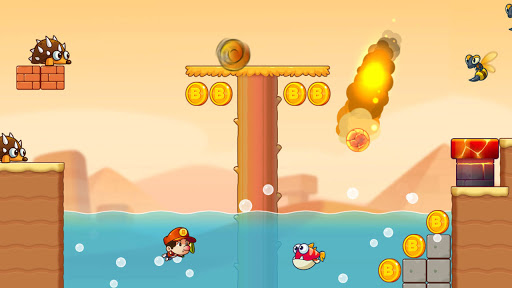 Super Jacky's World - Free Run Game 1.62 screenshots 4