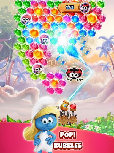 Smurfs Bubble Shooter Story modavailable screenshots 6