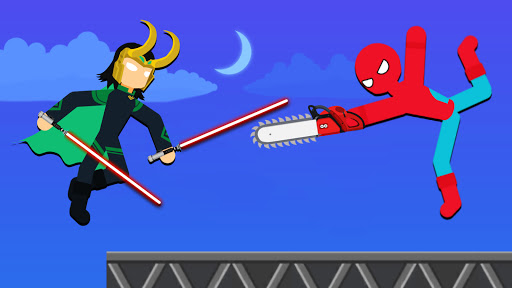 Stickman Warriors - Supreme Duelist 1.1.25 screenshots 8