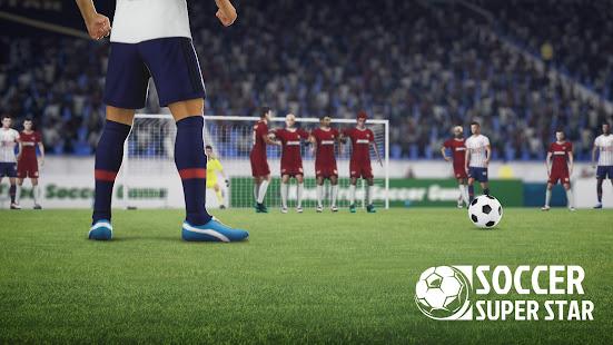 Voetbal Super Star