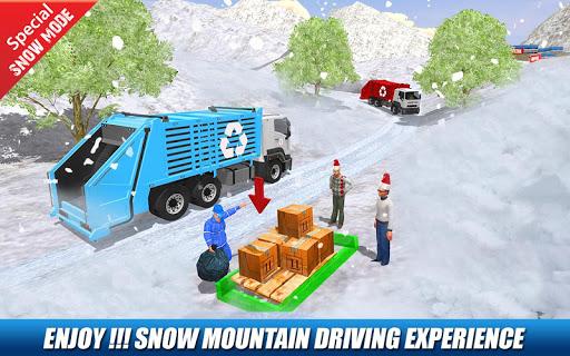 Offroad Garbage Truck: Dump Truck Driving Games 1.1.6 screenshots 2