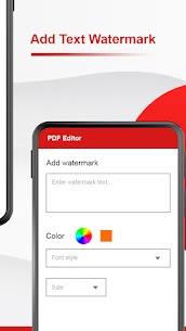 PDF Editor Pro v1.0 – Create PDF, Edit PDF & Sign PDF by Dolphin App Villa 4