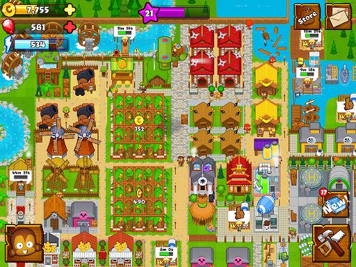 Bloons Monkey City  Screenshots 11