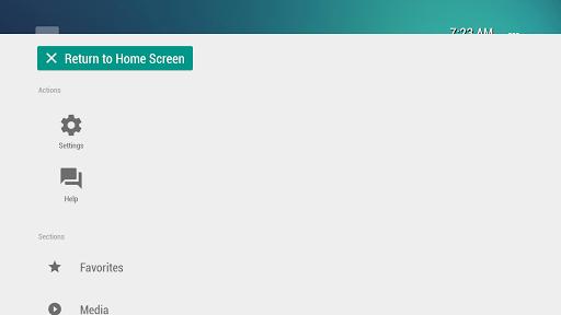 TVLauncher 3.1.1 Screenshots 4