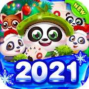 Panda Solitaire Match
