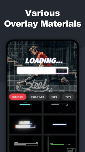 Download APK: VMix – Video Effects Editor with Transitions v1.6.5 (Pro)