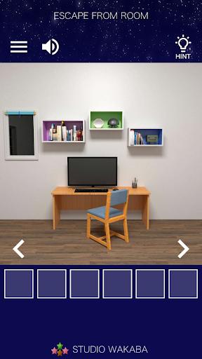 Room Escape Game: MOONLIGHT apkpoly screenshots 2