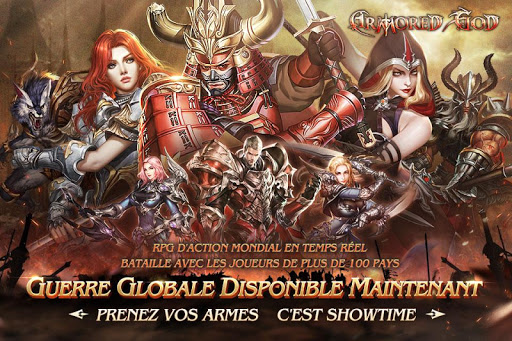 Code Triche Armored God APK MOD (Astuce) screenshots 1