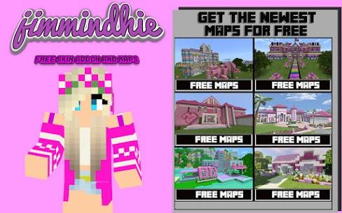 Free Mod Barbie For Minecraft PE 2021???? Apk Download 2021 4