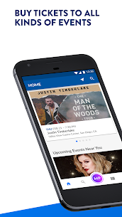 AXS Tickets 4.13.3 Mod APK Updated Android 1