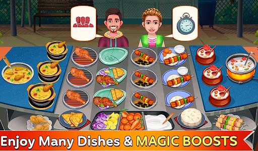 Cooking Corner - Chef Food Fever Cooking Games 2.1 screenshots 5