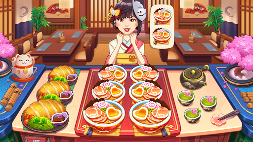 Cooking Master Life : Fever Chef Restaurant Game  Screenshots 5