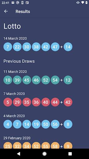 Lottery Balls  Screenshots 1
