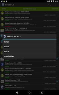 Installer Pro Apk- Install APK [Paid] 9