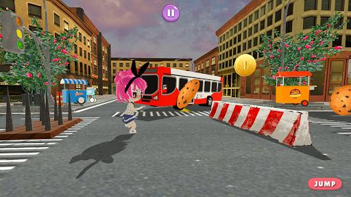 Télécharger New Crazy cookie swirl: The Roboloxe Obby Game apk mod screenshots 3