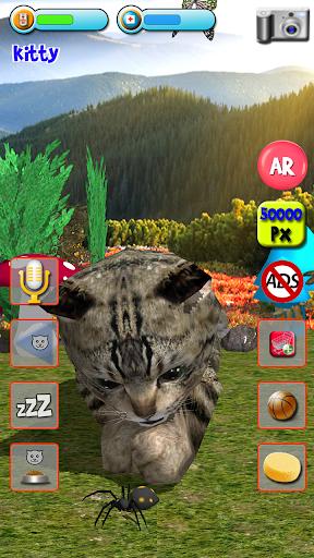 Talking Kittens virtual cat that speaks, take care 0.6.7 screenshots 4