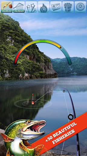 Let's Fish: Sport Fishing Games. Fishing Simulator screenshots 2