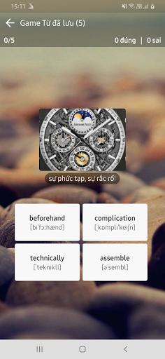 Dich tieng Anh - Tu dien Anh Viet TFlat 7.9.1 Screenshots 7