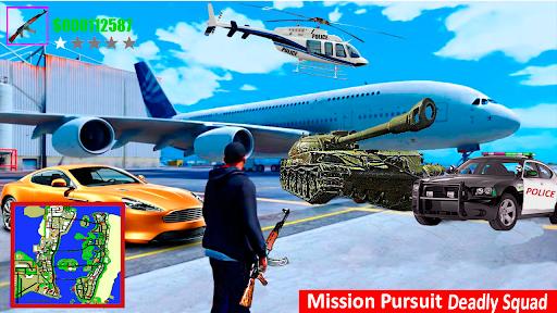 Real Gangster Grand Crime Mission 3d 1.08 screenshots 2