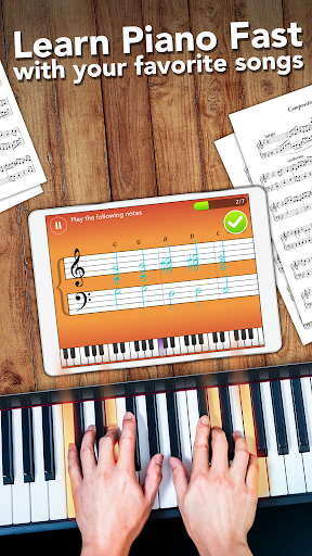 Simply Piano by JoyTunes 5.2.3 screenshots 1