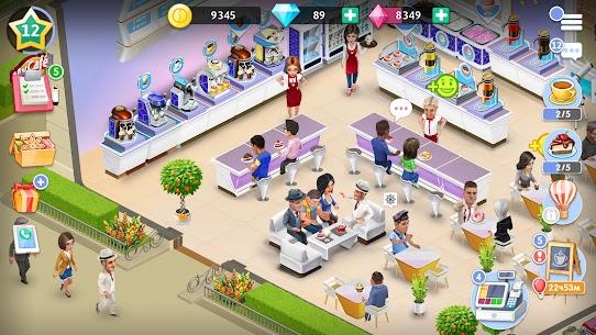 المقهى: لعبة مطعم 4