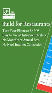 Restaurant Point of Sale | Cash Register - W&O POS 11.9.5 (Unlocked)