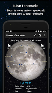 Phases of the Moon Calendar & Wallpaper Free 2