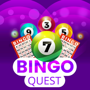 Bingo Quest  Multiplayer Bingo Game