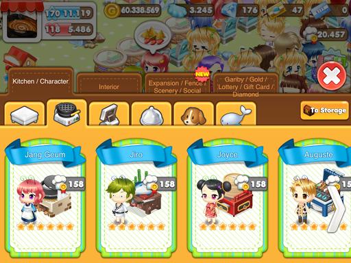 Hello Seafood 2 for Kakao modavailable screenshots 14