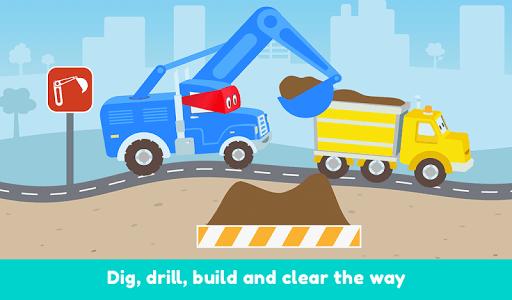 Carl the Super Truck Roadworks: Dig, Drill & Build 1.7.13 screenshots 11