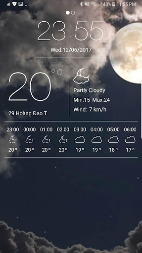 Weather app android2mod screenshots 8
