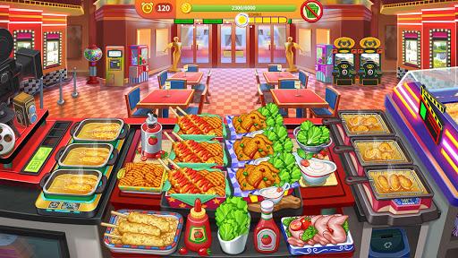 Crazy Diner: Crazy Chef's Kitchen Adventure android2mod screenshots 2