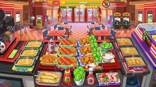 Crazy Diner: Crazy Chef's Kitchen Adventure Mod Apk 1.0.11 (Unlimited Currency) 2