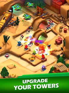 Zombie Defense : Idle Game