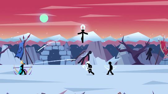 Stick Fight – Shadow Archer Battle Arena Mod Apk (Unlimited Items) 3