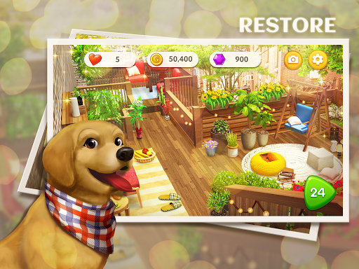 My Home Design : Garden Life 0.2.3 screenshots 18