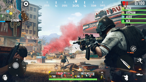 Top Commando Secret Mission - Free Shooting Games  screenshots 5