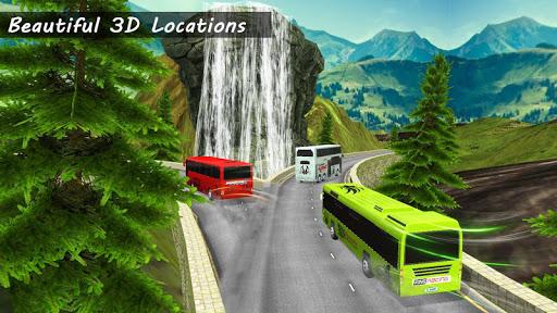 Bus Racing : Coach Bus Simulator 2020 screenshots 6