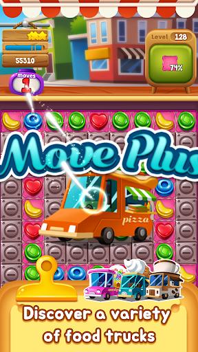 Food Pop: Food puzzle game king in 2021  screenshots 5