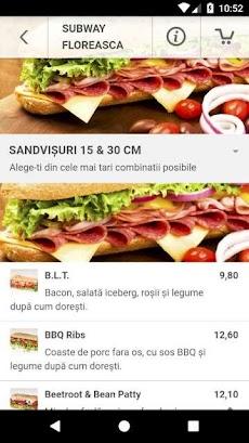 SUBWAY® Romaniaのおすすめ画像3