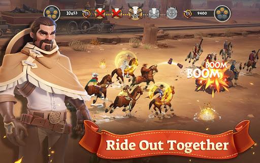 Wild West Heroes apkpoly screenshots 3