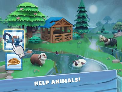 Big Farm: Home & Garden Mod Apk (Unlimited Boosters) 9