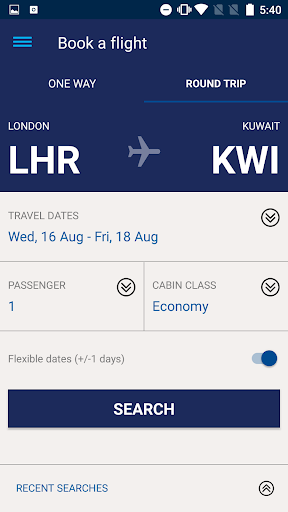 Kuwait Airways 11.6 Screenshots 6