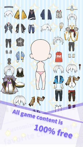 Vlinder Boy: Dress Up Games Character Avatar 1.3.1 screenshots 16